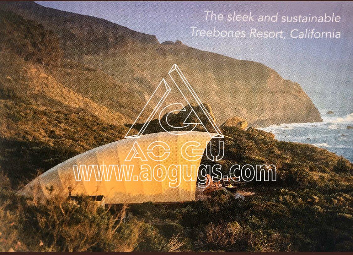 浪漫的野外露营 帐篷酒店产品演示图2
