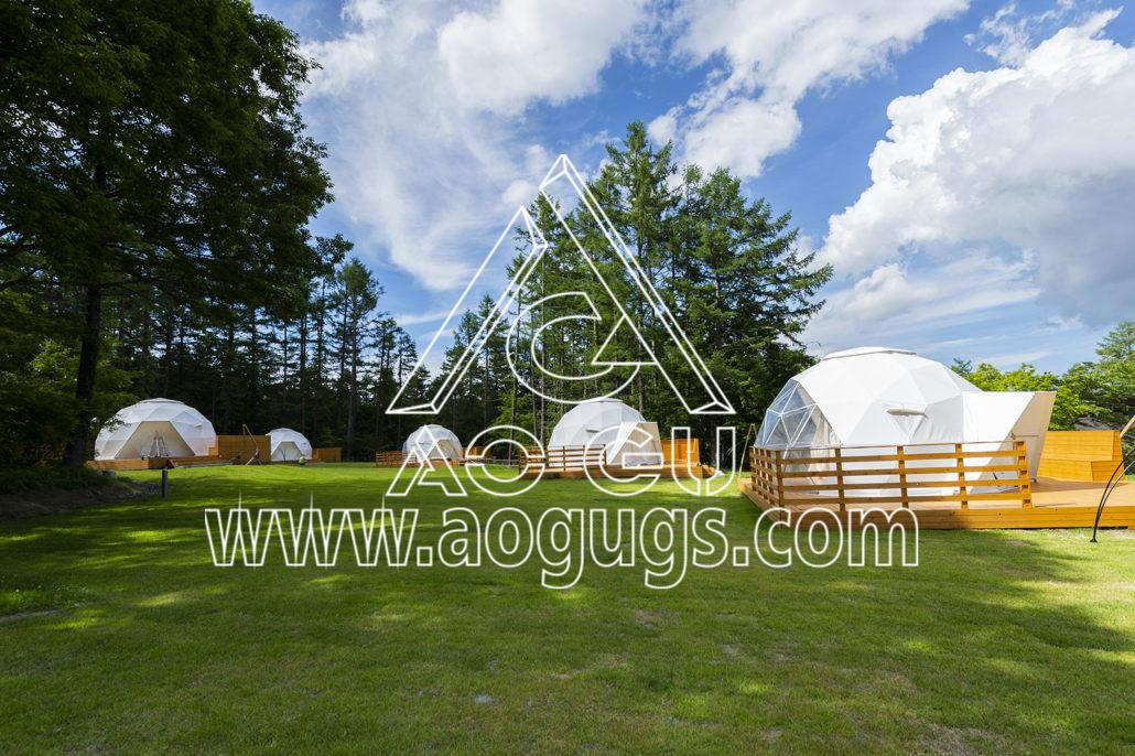 球形帐篷  球形帐篷客酒店