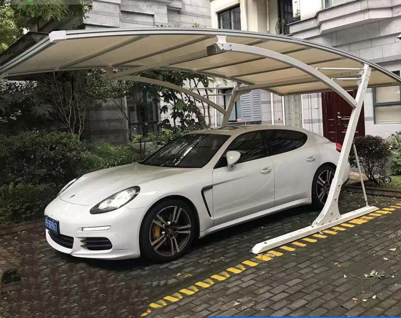 组装式汽车停车棚