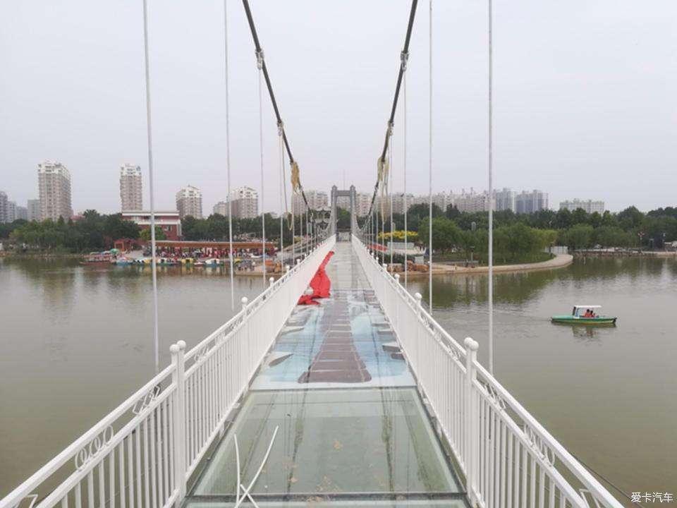 景观人行天桥工程