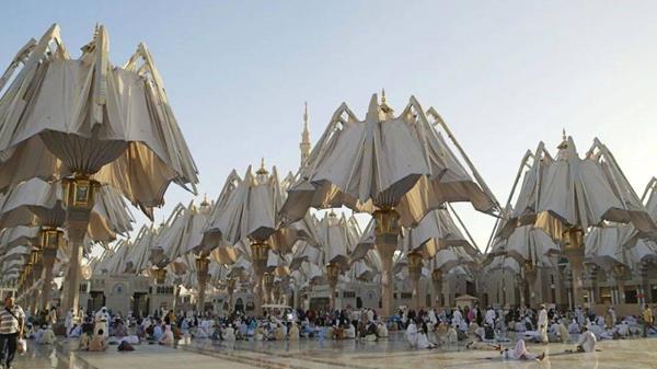 国外最大的伸缩开合式张拉膜结构建筑雨伞图片 13.jpg