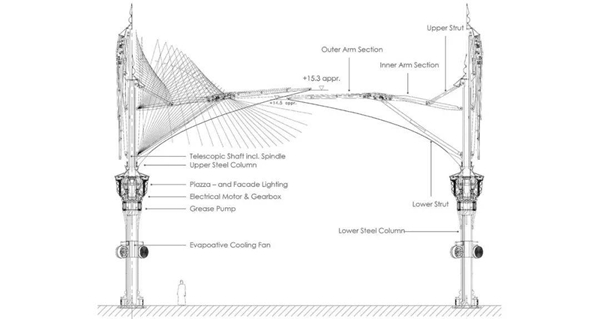 国外最大的伸缩开合式张拉膜结构建筑雨伞图片 15.jpg