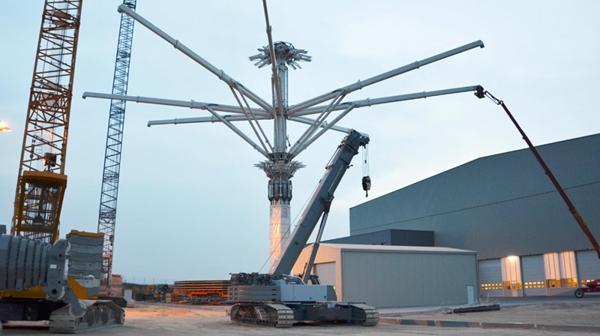 国外最大的伸缩开合式张拉膜结构建筑雨伞图片 29.jpg