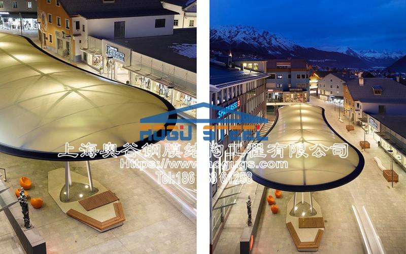 ETFE透明建筑膜材料的优点特性以及耐用性介绍