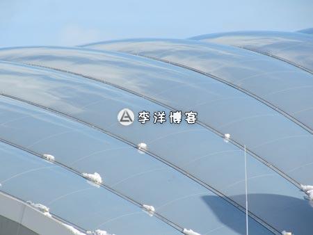 ETFE 透明膜 结构 技术